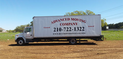 Advanced-moving-truck