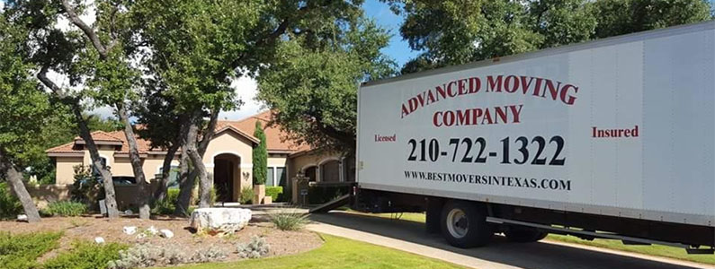 residential movers san antonio tx